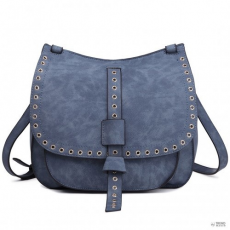 Cross Miss Lulu London LT1727 - Miss Lulu Effect Cross Body táska kék