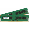 Crucial DIMM 16 GB DDR4-2400 Kit, (CT2K8G4DFS824A)
