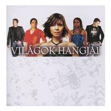 Crystal Világok hangjai (CD+DVD) rock / pop