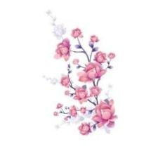 Cseresznyefa virág matrica