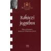 Cservenka Judit Rákóczi jegyében