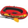 Csónak szett, kétszemélyes INTEX 58357