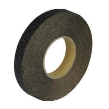 Csúszásgátló padlóburkoló, 1 800 x 2,5 cm, fekete ragasztószalag