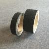 Csúszásgátló szalag, Fokozott érdességű Fekete, 25mm x 3m