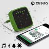 CuboQ Solar Power Hordozható Bluetooth Hangszóró