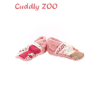 CUDDLY ZOO Mamusz Cuddly Állatkert Anya S világos piros | Piros |