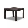 CURVER Rosario asztal barna színben