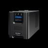CyberPower UPS PR1000ELCD (8xIEC320) 1000VA 900W 230V szünetmentes tápegység + USB LINE-INTERACTIVE