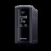 CyberPower UPS VP700ELCD (3xIEC 320) 700VA 390W 230V szünetmentes tápegység + USB LINE-INTERACTIVE