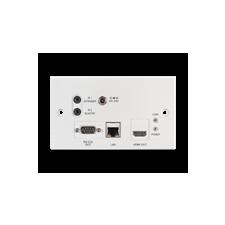 CYP EUROPE CYP PU-607BDWP-RX 5-Play HDBaseT fali vevő, kétirányú PoC, 100m kábel és adapter