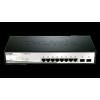 D -Link 10-Port Gigabit Smart Switch with 2 SFP ports