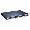 D-Link 48-port 10/100/1000 Layer2 Stackable PoE Gigabit Switch 4-port Combo SFP