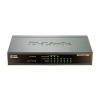 D-Link 8-Port Fast Ethernet PoE Unmanaged Desktop Switch (DES-1008PA)
