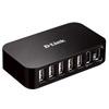 D Link D-link USB 2.0 HUB (7 port, passzív)
