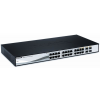 D-Link switch - 24x1000Mbps - 4xSFP - fekete (DGS-1210-24)