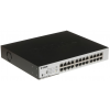 D-Link switch - 24x1000Mbps - fekete (DGS-1100-24P)
