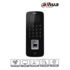 Dahua ASI1212D-D beléptető vezérlő, LCD kijelző, EM(125kHz)+kód+ujjlenyomat, RS-485/Wiegand/RJ45, I/O, IP65 biztonságtechnikai eszköz