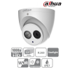 Dahua IPC-HDW4231EM-AS IP Turret kamera, kültéri, 2MP/60fps, 3,6mm, H265+, IR50m, ICR, IP67, WDR, SD, PoE, audio