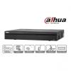 Dahua NVR4416-16P-4KS2 NVR, 16 csatorna, H265, 200Mbps rögzítési sávszélesség, HDMI+VGA, 2xUSB, 4x Sata, I/O, 16x PoE