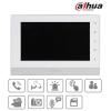 "Dahua VTH1550CHW-2 két vezetékes IP beltéri egység, 7"" touch screen, I/O, SD, RS485, 24VDC"