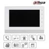 Dahua VTH1550CHW-2 két vezetékes IP beltéri egység, 7 touch screen, I/O, SD, RS485, 24VDC