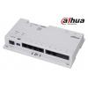 Dahua VTNS1060A 6 csatornás Cat5/24VDC disztribútor IP video kaputelefonokhoz (adat+táp RJ45 porton)