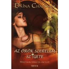 Daína Chaviano AZ ÖRÖK SZERELEM SZIGETE regény