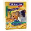 Dako-Art Mézes keksz rágcsálóknak 50g