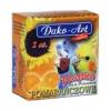 Dako-Art narancsos csőrkoptató 2db
