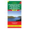Dalmát tengerpart 4. térkép / Mljet – Medjugorje – Dubrovnik / freytag & berndt