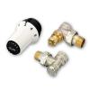 Danfoss Panda termosztatikus radiátorszelep sarok szett RA-FN, RLV-S