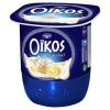 Danone Oikos Görög citromos túrótortaízű élőflórás krémjoghurt 125 g