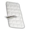 DANPOL Matrac kocsiba szivacs-hajdina fehér | Fehér |