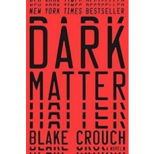 Dark Matter idegen nyelvű könyv