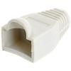 Datacom 10-es csomag, műanyag, szürke, adatkommunikációs, RJ45