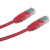 Datacom Adatátviteli, CAT6, UTP, 3m, piros