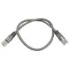 Datacom Adatkommunikációs CAT5E UTP 0,5 m szürke