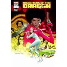 Daughters Of The Dragon – Jed McKay idegen nyelvű könyv