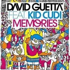 DAVID GUETTA - Memories /maxi/ CDs egyéb zene