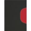 """DAYLINER Naptár, tervező, A5, heti+napló, DAYLINER """"Memphis"""", fekete-piros"""
