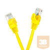 DBX Digitalbox START.LAN Patchcord UTP cat.5e 1m yellow