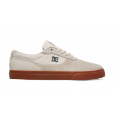 DC Shoes Switch White/White/Gum