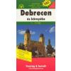 Debrecen várostérkép - f&b PLH 4