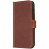 Decoded Leather Card Wallet tok Apple iPhone XS Max - barna