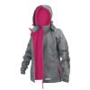 DEDRA BH65KS-XXL női softshell kabát, mérete xxl, 96%poliészter + 4%elasztán