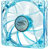 Deepcool XFAN 120U BB ventilátor, Kék LED, 120mm (DP-XF120UBB)