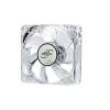Deepcool XFAN 80L/B Rendszerhűtő ventillátor - Kék LED