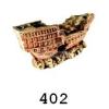 Dekoráció T402 hajó díszes közepes