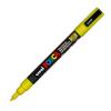 Dekormarker UNI POSCA PC-3M 0.9-1.3 mm, kúpos, SÁRGA