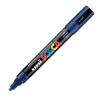 Dekormarker UNI POSCA PC-5M 1.8-2.5 mm, kúpos, KÉK